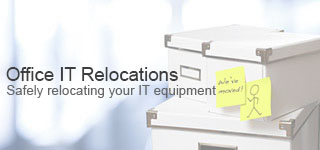 Office Relocation, IT Relocation